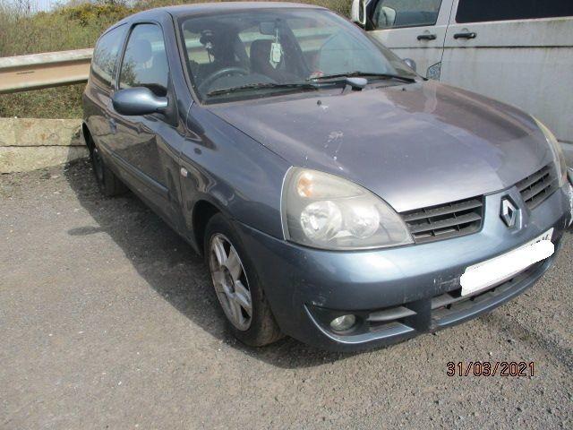 2007 RENAULT CLIO