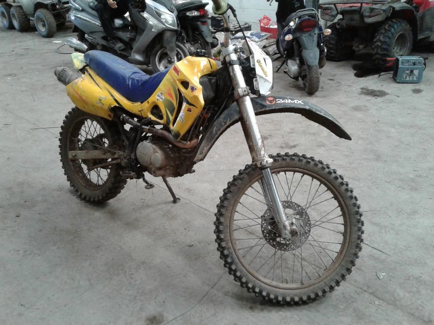 OFF ROAD BIKE