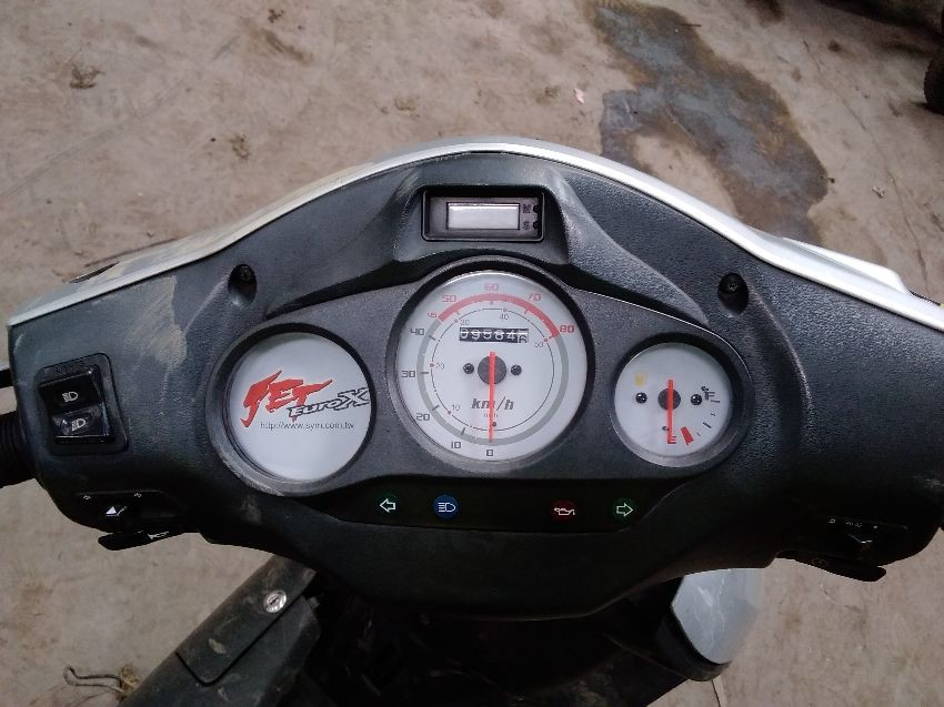 2004 SYM JET 50