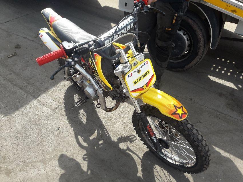 N/K FYM 125 SMALL MOTOR CYCLE