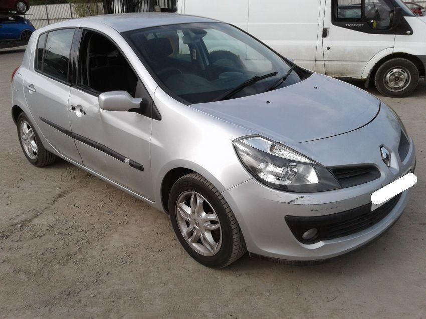 2006 RENAULT CLIO
