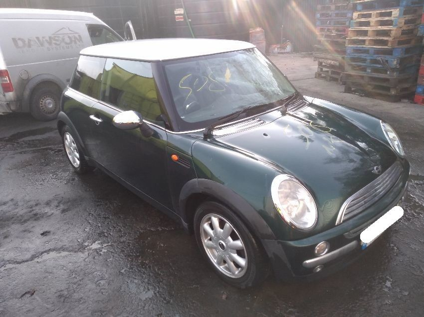 2004 MINI HATCH COOPER 1,598cc