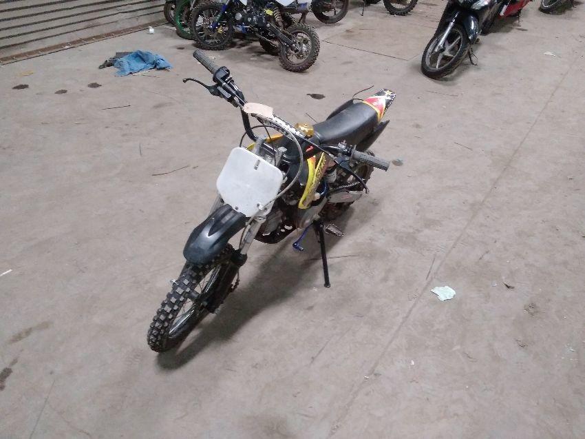 SUZUKI KX11F