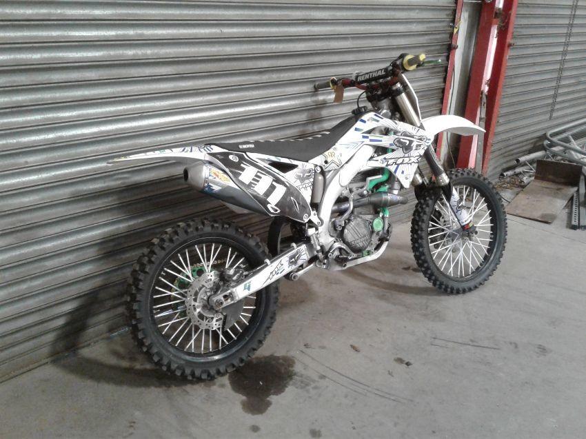 KAWASAKI MOTORCYCLE