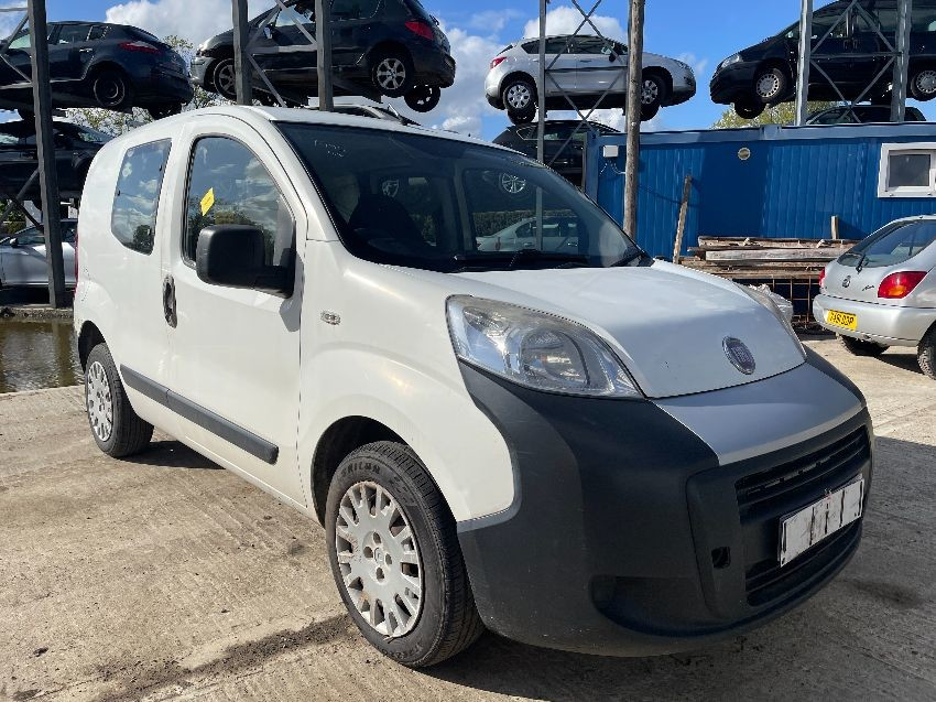 Used 2010 FIAT DUCATO for sale at online auction | RAW2K
