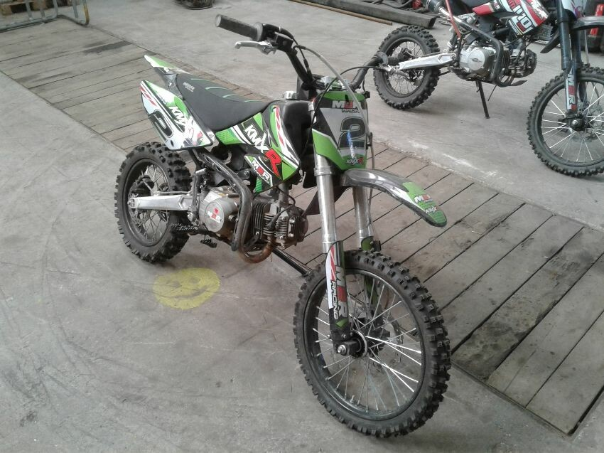KMXR MTR OFF ROAD M/CYCLE - 140