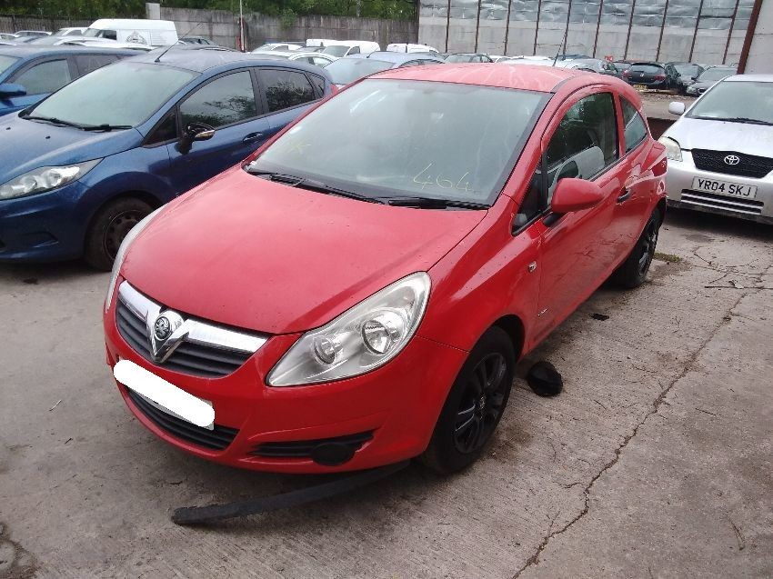 Used 2008 VAUXHALL CORSA for sale at online auction | RAW2K