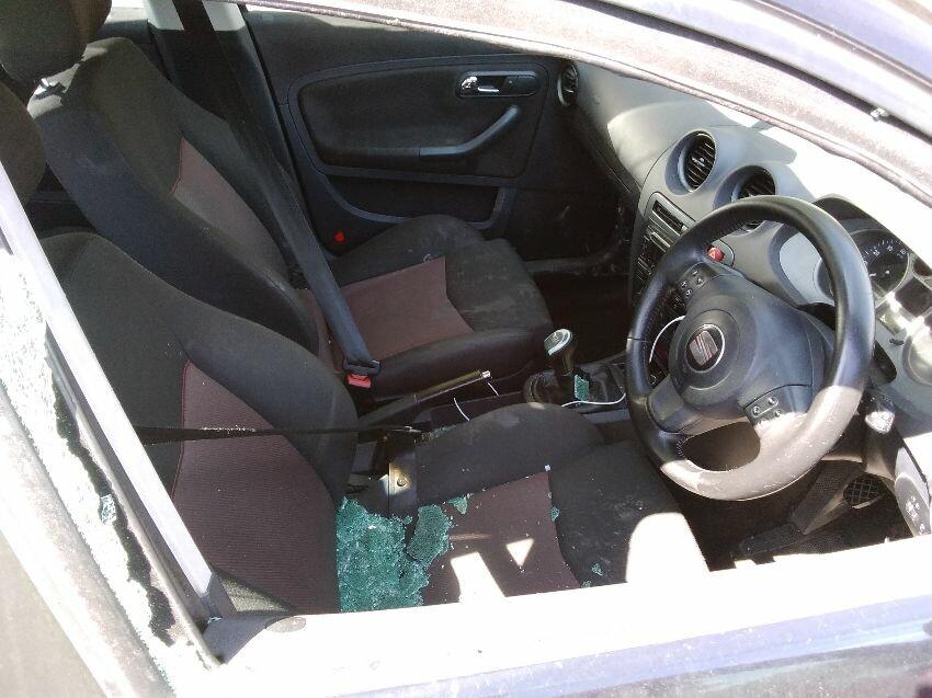 2008 SEAT IBIZA