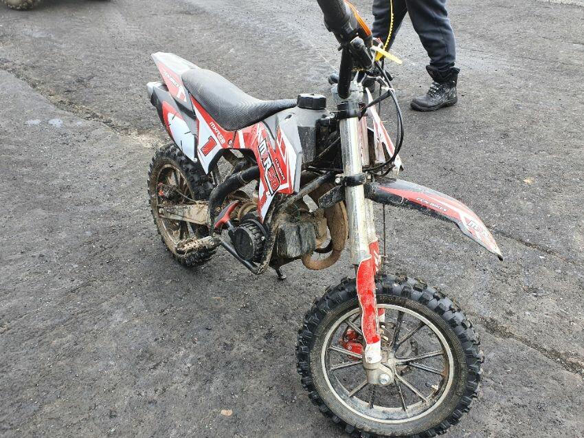 MRX MINI MOTO 50CC