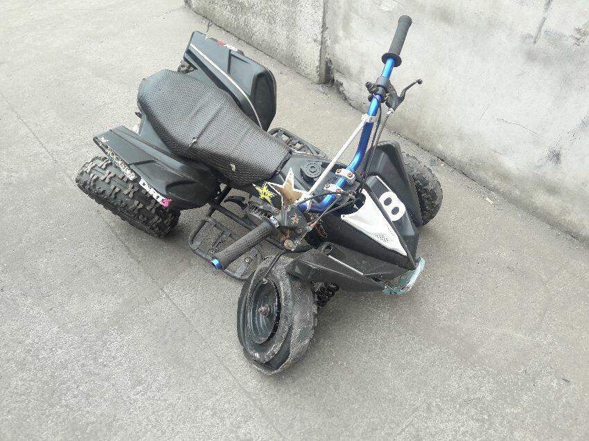 MOTORCYCLE / QUAD BIKE OFF ROAD QUAD BIKE