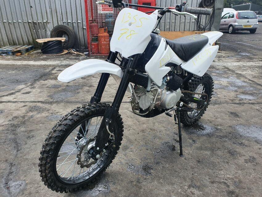 UNIQUE MOTOR COMPANY STOMP 160CC