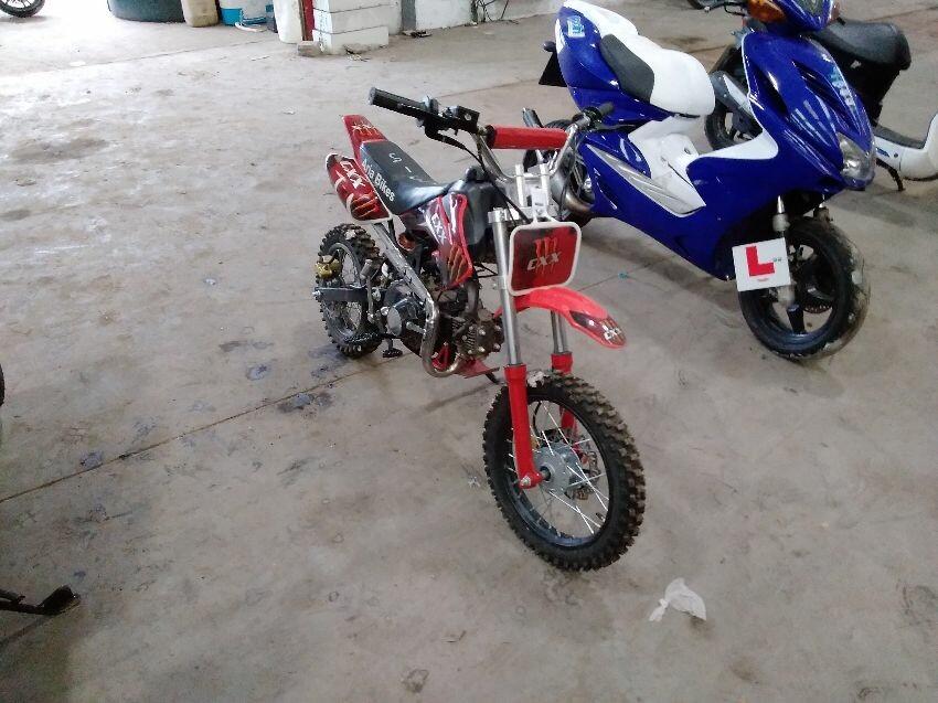 MOTORCYCLE DZDB125