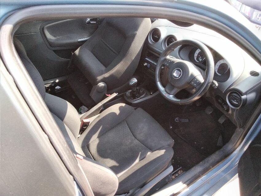 2006 SEAT IBIZA