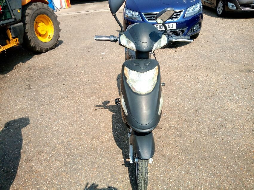N/K Scooter