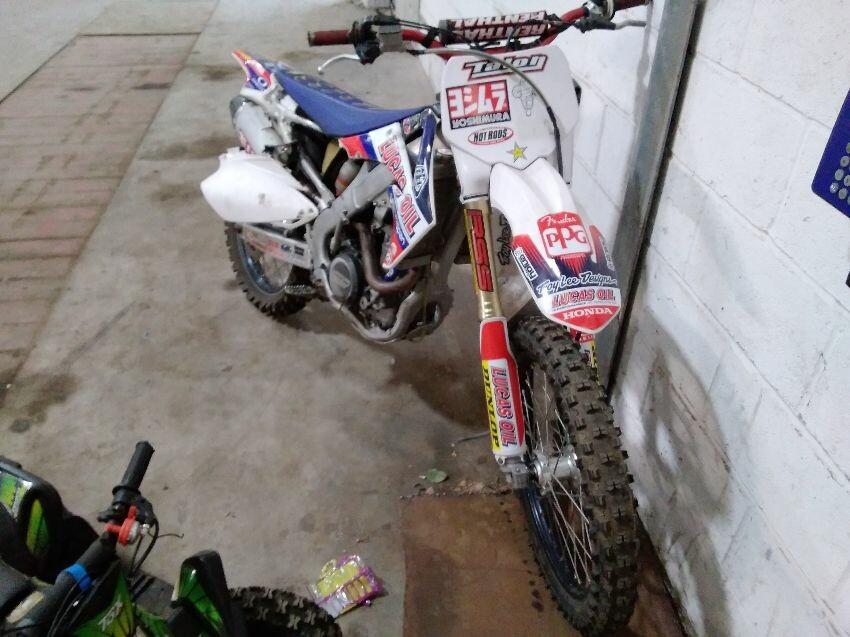 motorcycle OFF ROAD BIKE