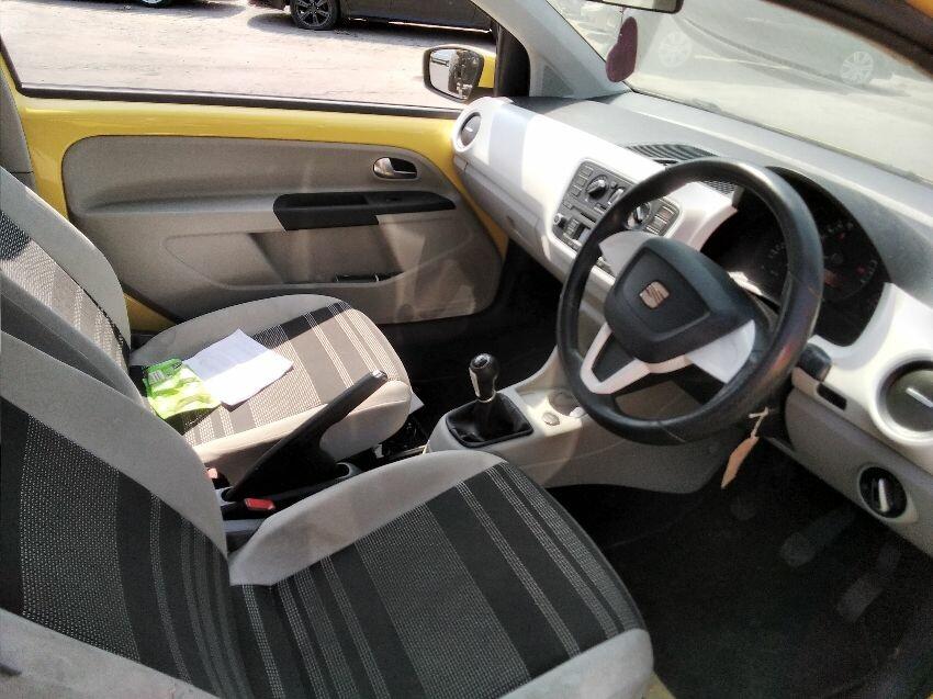 2012 SEAT MII