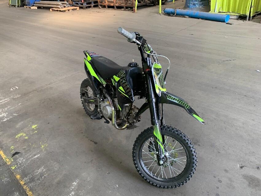 MOTORCYCLE STOMP