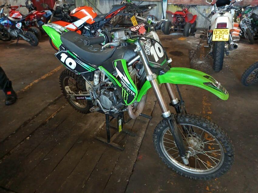 Kawasaki OFFROAD BIKE