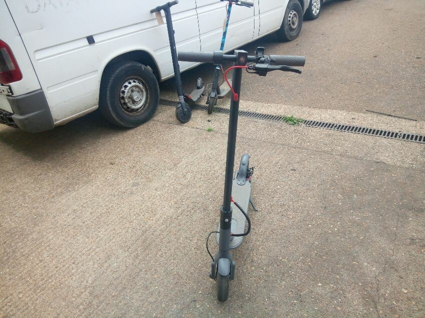 N/K ELECTRIC SCOOTER