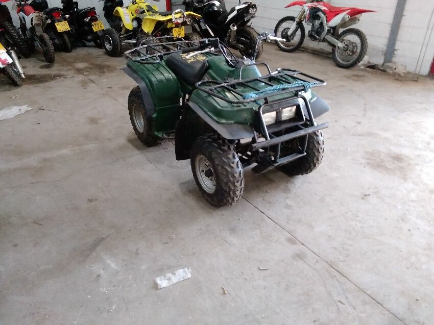 MOTORCYCLE / QUAD BIKE YAMAHA QUAD BIKE FARM QUAD