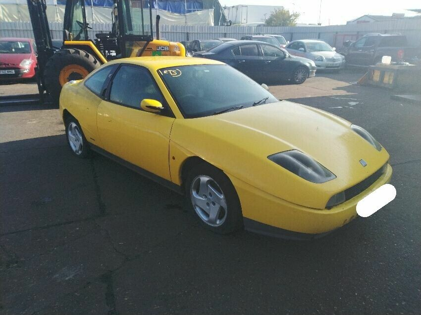 1996 FIAT COUPE