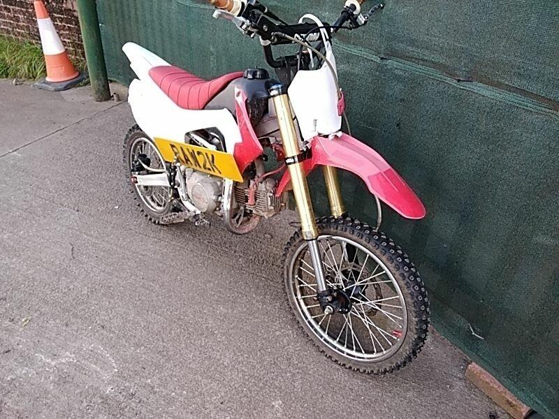 N/K MOTO MADNESS 125CC