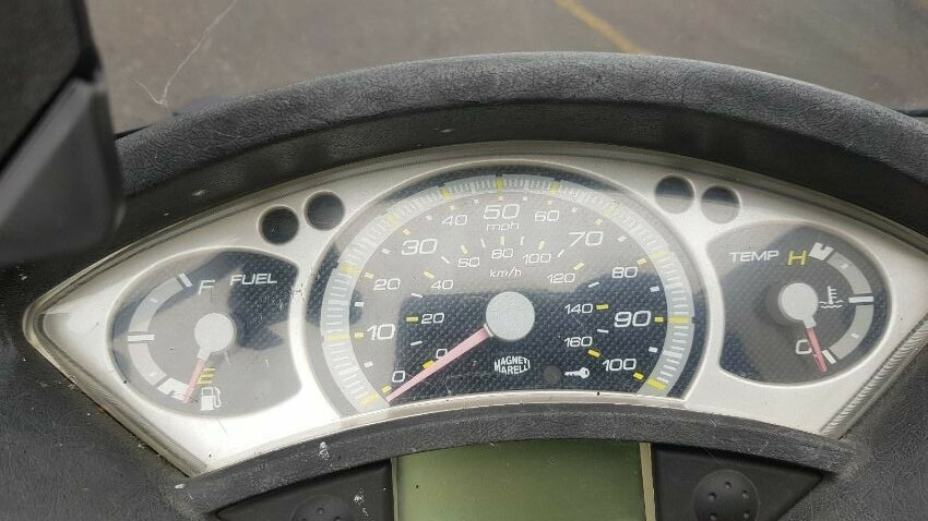 2008 YAMAHA YP 250 R X-MAX
