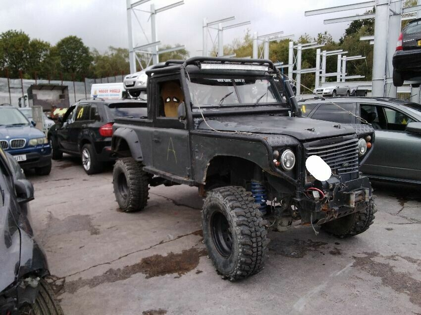 1970 LAND ROVER 88 - 4 CYL